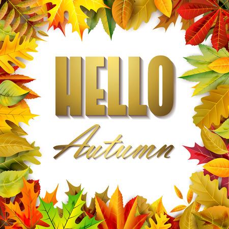 autumnal: Autumnal composition