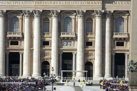 pontiff: The Vatican, meeting Pope Benedict XVI and Catholic youth Editorial