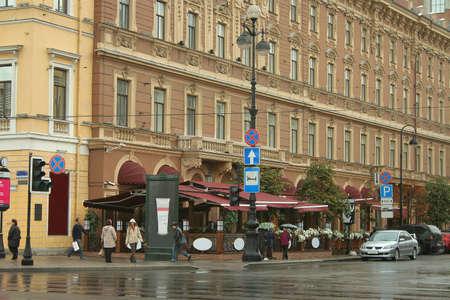 and st petersburg: Grand Hotel Europe in St. Petersburg