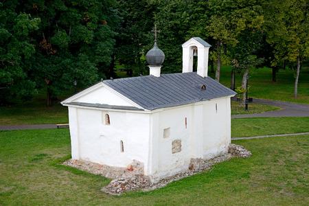 andrew: The Church of St. Andrew Stratelates in Veliky Novgorod Detinets