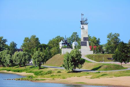 invaders: Novgorod the Great, Victory Monument is a monument in honor of the liberation of Novgorod from  invaders
