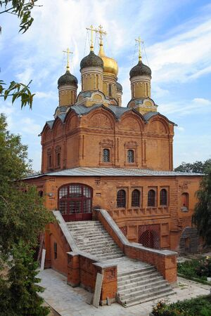 cupolas: Moscow, Cathedral Icons of the Mother of God of the Sign on Varvarka
