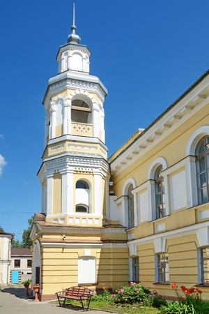 episcopal: Tomsk, a former Episcopal Church in a historic manor house gold mines Astashev
