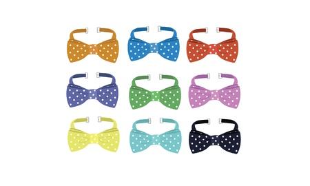 tie bow: Farfallino