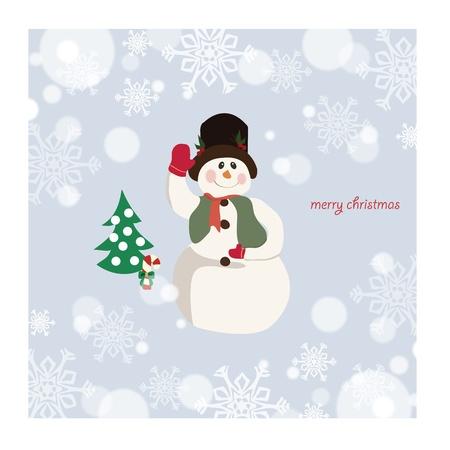 snowman Stock Vector - 15906262