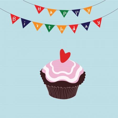 Happy birthday Stock Vector - 17022774