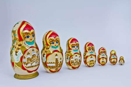 matrioska: Matrioska, Russian Dolls