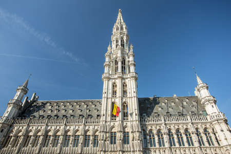 Grand Place in Brussels , Belgium photo