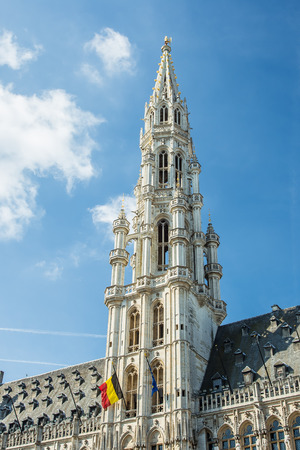 focal point: Grand Place, the focal point of Brussels, Belgium