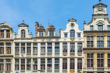 guildhalls: Guildhalls at the Grand Place in Brussels, Belgium.