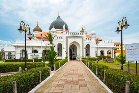 Kapitan Keling Mosque à Penang, en Malaisie.