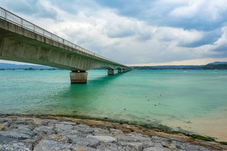 Kouri Jima island in Okinawa, Japan.