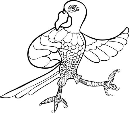Großzügig Papagei Färbung Bilder Bilder - Entry Level Resume ...