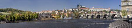 citytrip: Prague castle panorama (Czech republic, Europe)rn