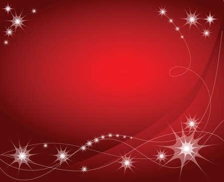 Vector christmas background  card photo