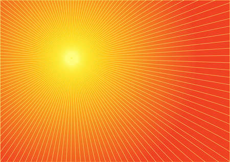 The hot summer sun - abstract background Stock Photo - 2136524