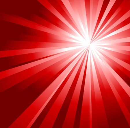violet red: Abstract red background made from gradient stripes Stock Photo