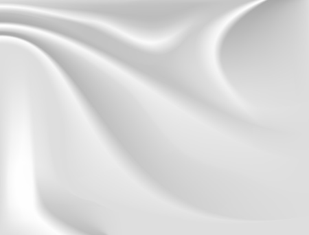 sheen: Simple abstract white silk background
