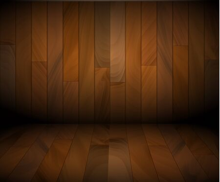 floorboard: wooden background made from wooden boards Stock Photo