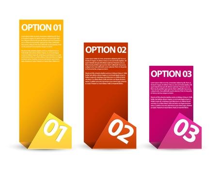 the arrow: El progreso de papel de fondo  producto elecci�n o versiones