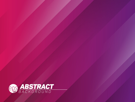 stripped background: Abstract modern stripped background with shadow lines - purple and red