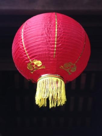 artwork: Red lantern