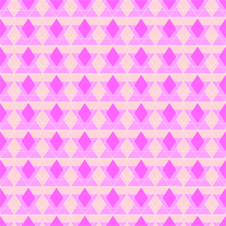 abstract pink: Abstract pink rhombus seamless pattern Illustration