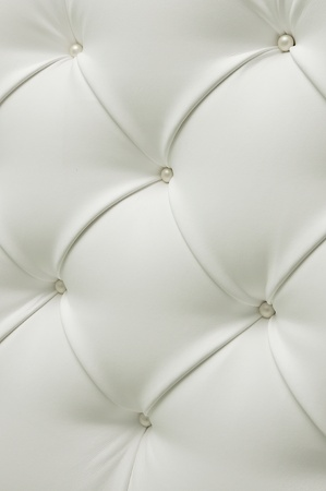 Texture of padding  Leather pattern  Background of the pull the pearl buttons  Quilted texture