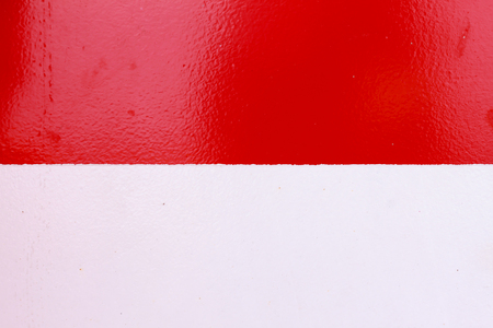 white metal: Texture red,white metal background.