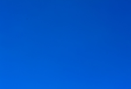 blu sky: Clear blu sky background. Stock Photo