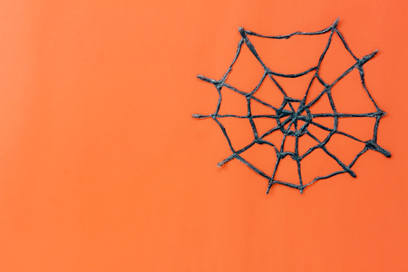 top view of happy halloween festival background stock photo picture and royalty free image image