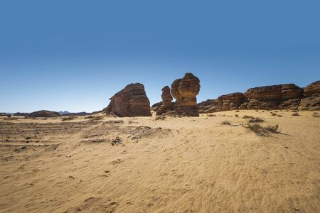Al-Ula city at Saudi Arabia