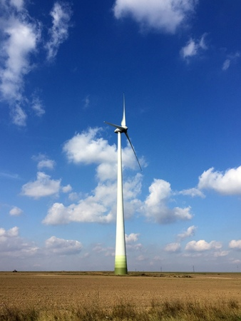 windfarms: Wind turbine
