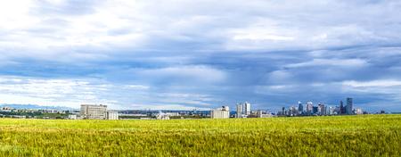 Calgary City Panorama