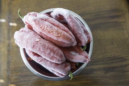 Red Bell Pepper - Frozen