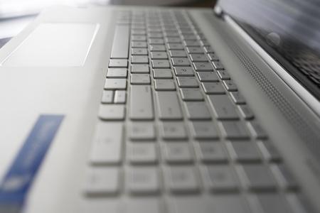 Laptop Keyboard Stock fotó