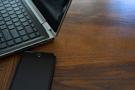Laptop connected to Cell Phone by Wi-Fi to avoid hacking