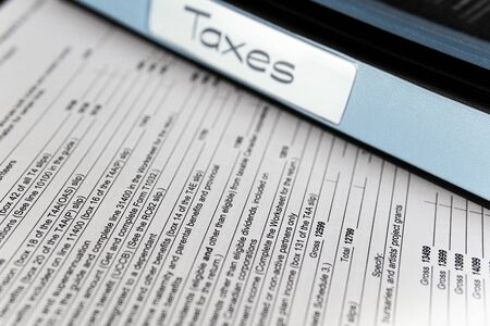 New Canada Revenue Agency Tax Forms
