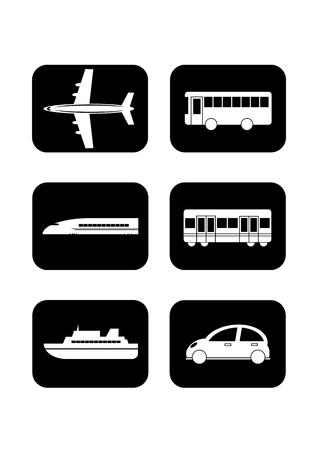 shinkansen: Traffic icons
