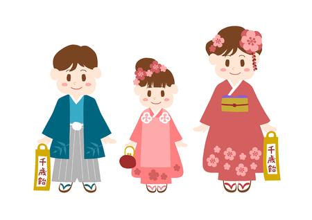 attire: Shichi-go-San festival