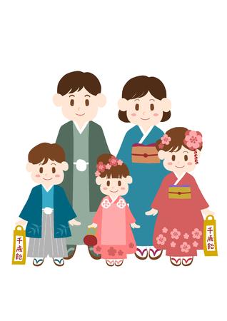 formal attire: Shichi-go-San festival