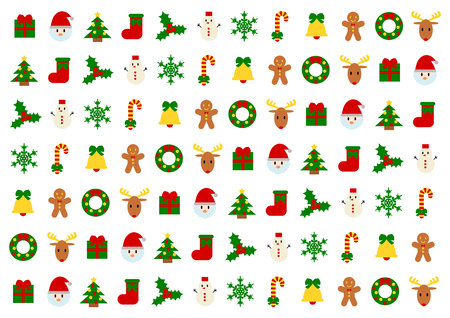 Kerst illustratie