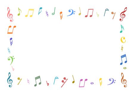 fodder: Frame of the music
