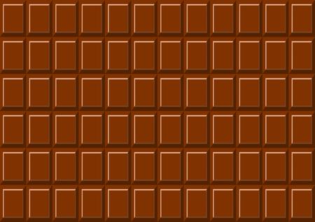 fodder: Illustration of Chocolate Illustration