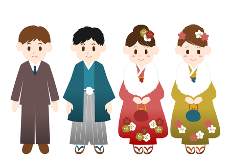 Coming-of-age ceremonyNew Year