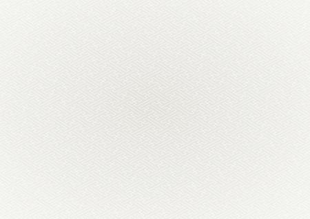 fodder: Saaya-shaped pattern white