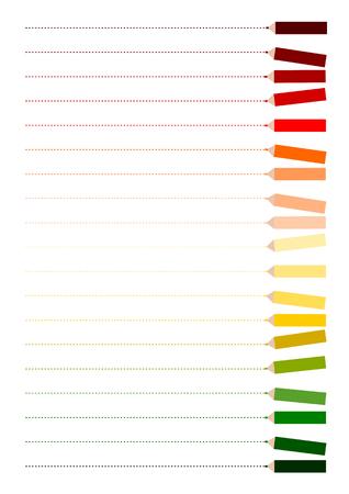 fodder: Colored pencil Illustration