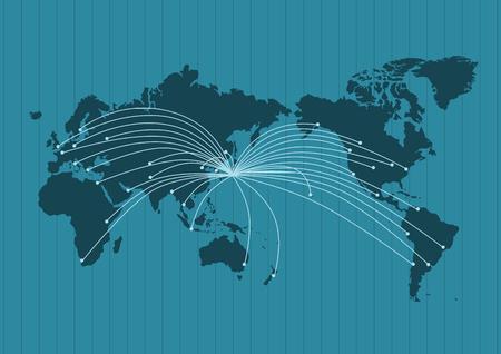 mondiale mapGlobal