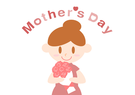 homemaker: Mothers DayBouquet Illustration