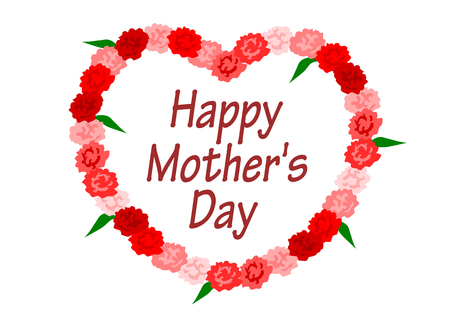 homemaker: Illustration of Mothers Day